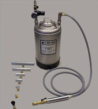 Pneumatic Adhesive Tank (PAT) from The Gluefast Company, Inc