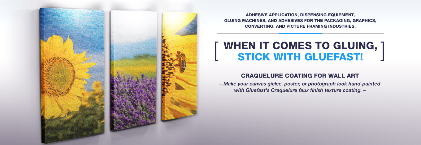 Craquelure Coating for Wall Art