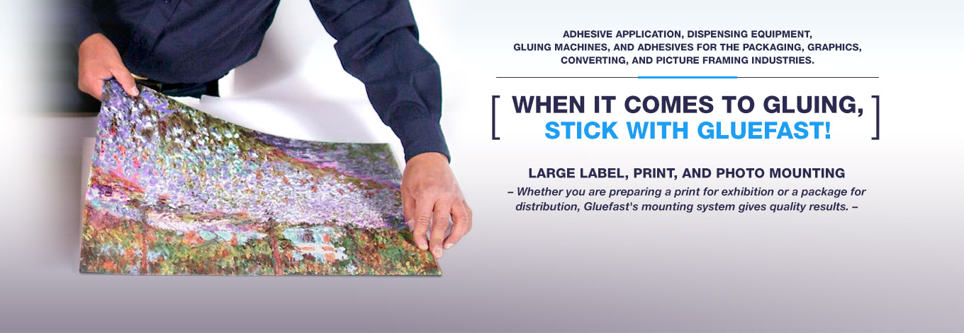 Large Label, Print and Photo Mounting